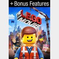 The Lego Movie + Bonus Features SD VUDU