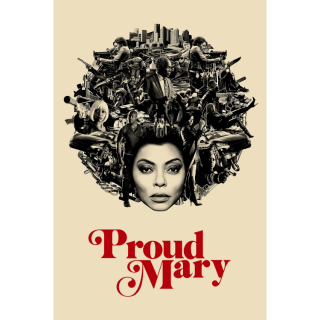 Proud Mary HD VUDU / Movies Anywhere