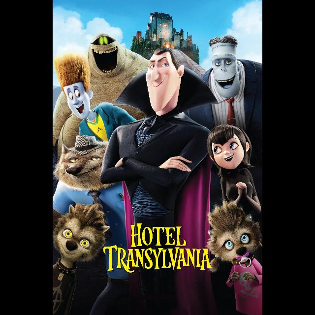 Hotel Transylvania SD VUDU / Movies Anywhere - Digital Movies - Gameflip