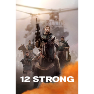 12 Strong HD Vudu / MoviesAnywhere