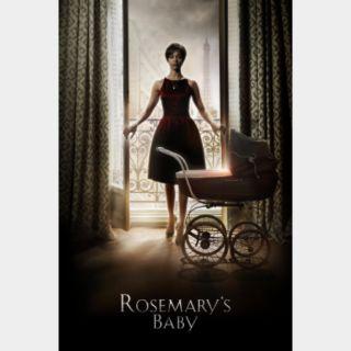 Rosemary's Baby SD VUDU