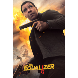 The Equalizer 2 4K VUDU/ Movies Anywhere