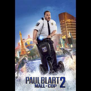 Paul Blart: Mall Cop 2 SD Vudu / MoviesAnywhere