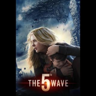 The 5th Wave HD VUDU / Movies Anywhere