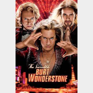 The Incredible Burt Wonderstone HD Vudu / MoviesAnywhere