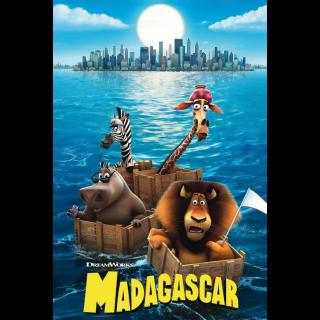 Madagascar HD Movies Anywhere / VUDU