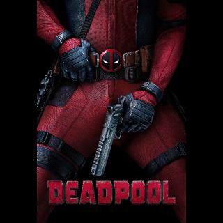 Deadpool HD Vudu / MoviesAnywhere
