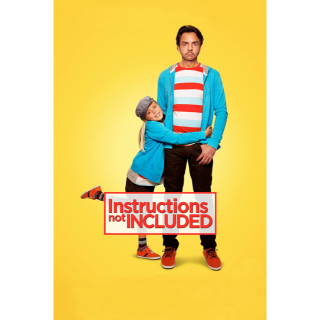 Instructions Not Included SD Vudu