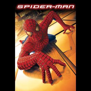 Spider-Man HD Vudu / MoviesAnywhere