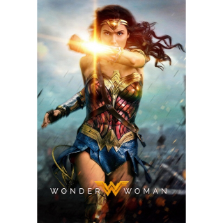 Wonder Woman 4K MoviesAnywhere