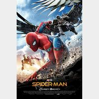Spider-Man: Homecoming HD VUDU / Movies Anywhere