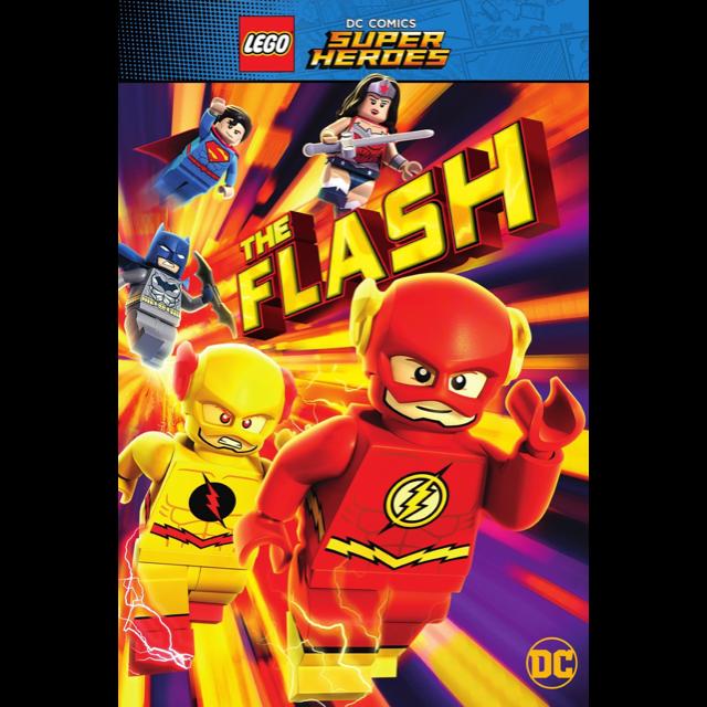Lego Dc Comics Super Heroes The Flash Hd Vudu Moviesanywhere Digital Movies Gameflip