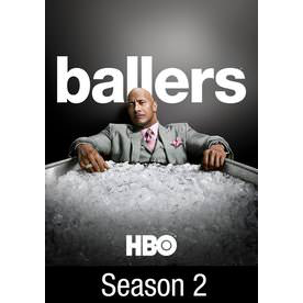Ballers The Complete Second Season HD VUDU