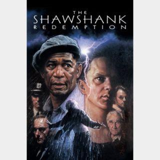 The Shawshank Redemption HD MoviesAnywhere