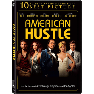 American Hustle HD VUDU / Movies Anywhere