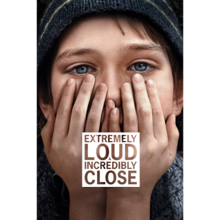 Extremely Loud & Incredibly Close HD Vudu / MoviesAnywhere