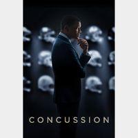 Concussion SD Vudu / MoviesAnywhere