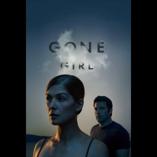 Gone Girl HD Vudu / MoviesAnywhere