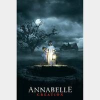 Annabelle: Creation HD VUDU / Movies Anywhere