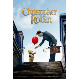 Christopher Robin HD Vudu / MoviesAnywhere
