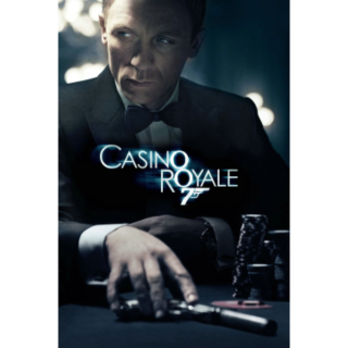Casino Royale HD Vudu / MoviesAnywhere
