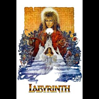 Labyrinth HD VUDU / Movies Anywhere