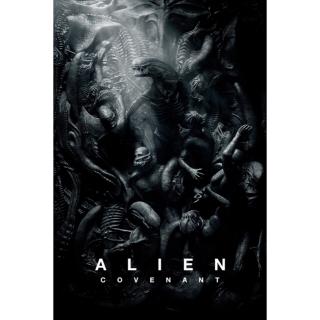 Alien: Covenant HD Vudu / MoviesAnywhere