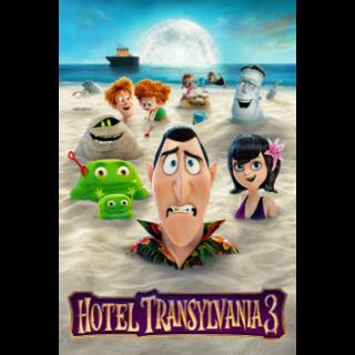 Hotel Transylvania 3: Summer Vacation 4K VUDU / Movies Anywhere