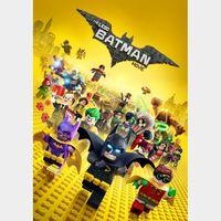 The Lego Batman Movie HD Vudu / MoviesAnywhere