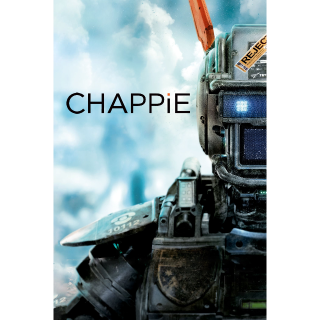 Chappie SD Vudu / MoviesAnywhere