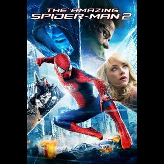 The Amazing Spider-Man 2 SD Vudu / MoviesAnywhere