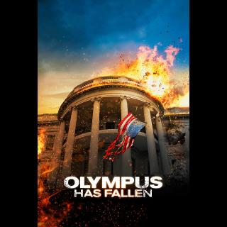 Olympus Has Fallen SD Vudu / MoviesAnywhere