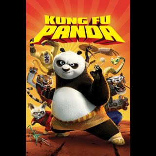 Kung Fu Panda HD Vudu / MoviesAnywhere