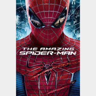 The Amazing Spider-Man SD Vudu / MoviesAnywhere