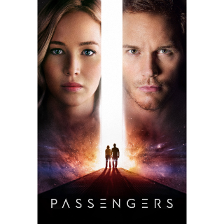 Passengers HD Vudu / MoviesAnywhere