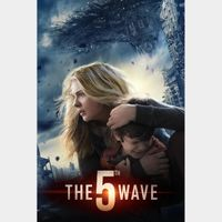 The 5th Wave HD VUDU / Movies Anywhere