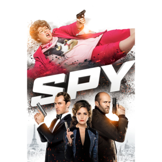 Spy Unrated HD VUDU / Movies Anywhere