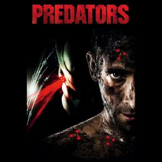Predators HD VUDU / Movies Anywhere