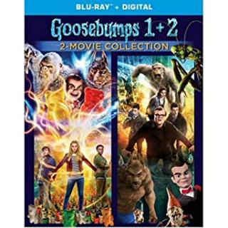 Goosebumps 1+2 SD VUDU / Movies Anywhere