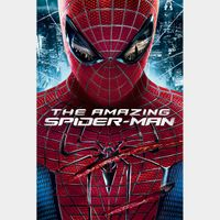 The Amazing Spider-Man SD Vudu / MoviesAnywhere
