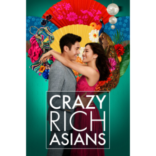 Crazy Rich Asians HD VUDU / Movies Anywhere