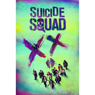 Suicide Squad & Extended Cut HD Vudu / MoviesAnywhere