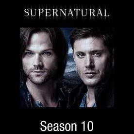 Supernatural The Complete Tenth Season SD VUDU