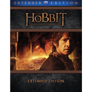 The Hobbit Trilogy Extended HD Vudu / MoviesAnywhere