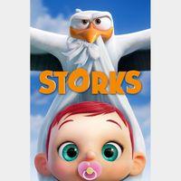 Storks HD Vudu / MoviesAnywhere