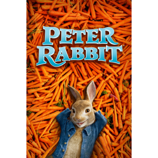 Peter Rabbit HD VUDU / Movies Anywhere