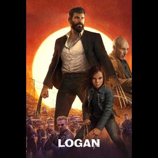 Logan HD Vudu / MoviesAnywhere