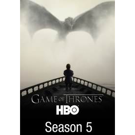 Game of Thrones The Complete Fifth 5th Season HD VUDU hbodigitalhd.com