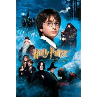 Harry Potter and the Sorcerer's Stone HD VUDU / MoviesAnywhere