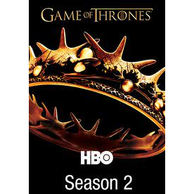 Game of Thrones The Complete Second Season VUDU HD ITunes hbodigitalhd.com NOT INSTAWATCH